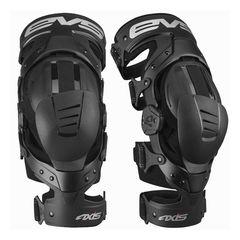 Защита коленей EVS Axis Sport 2019 черная Размер L