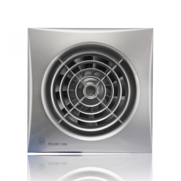 Silent series Накладной вентилятор Soler & Palau SILENT-200 CRZ SILVER (с таймером) 95b365c6c3c4049673f6e9575122f4ff.jpg