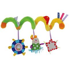 Taf toys Игрушка на коляску ''Спираль'' (11245)