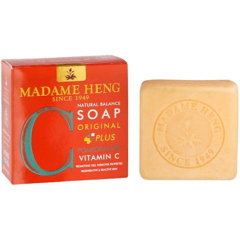 Мыло с витамином С и гранатом Madame Heng Original Pomegranate, 150 гр