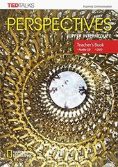 Perspectives BrE Upp-Int TB with CDand DVD