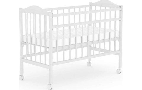 Кровать детская Фея 203 белый