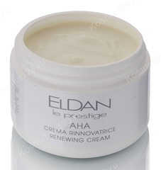 АHA обновляющий крем 6% (Eldan Cosmetics | Le Prestige | AHA renewing cream), 250 мл