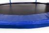Батут с внутренней сеткой и лестницей, диаметр 12ft (366 см)