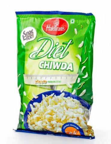 Рисовые хлопья Diet Chiwda