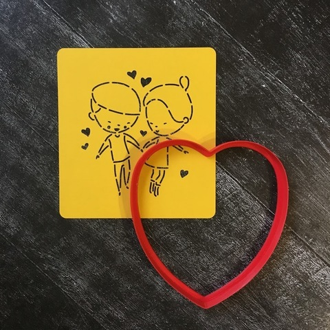 Влюбленная пара №4