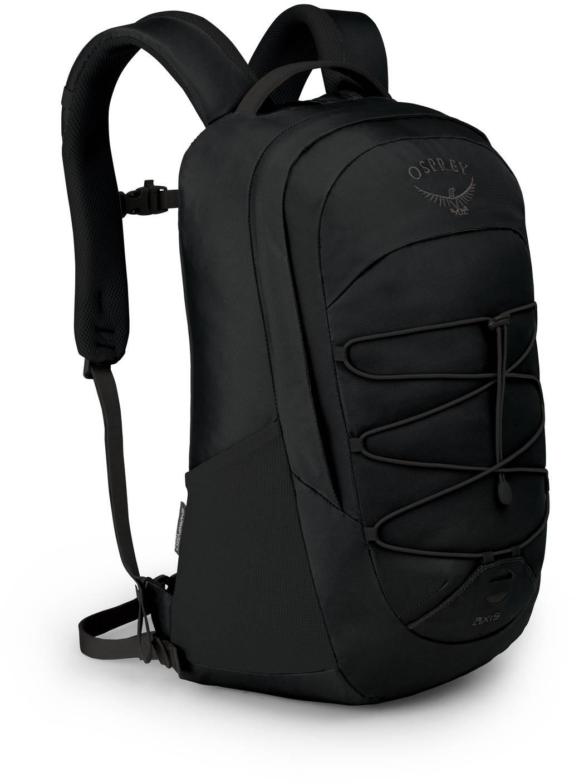 Городские рюкзаки Рюкзак Osprey Axis 18 Black New Axis_F19_Side_Black_web.jpg