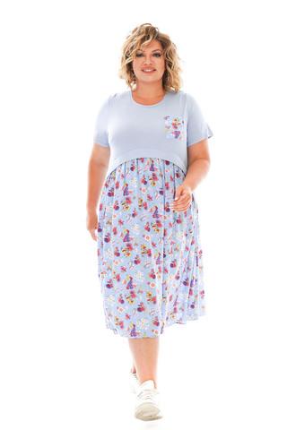 Платье-6406