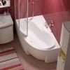 Ванна акриловая Ravak Rosa 95 150x95 L C551000000 левая