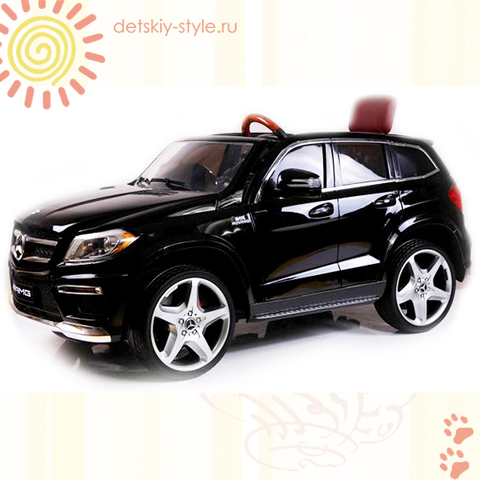 "Электромобиль ""Mercedes-Benz GL63 AMG Luxury 4WD"""