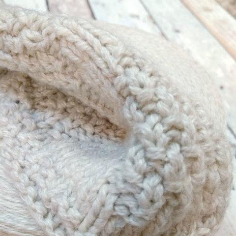 Смесовка с кашемиром (10%) PAPI FABIO DOLOMITI 2/14 жемчужный мулине