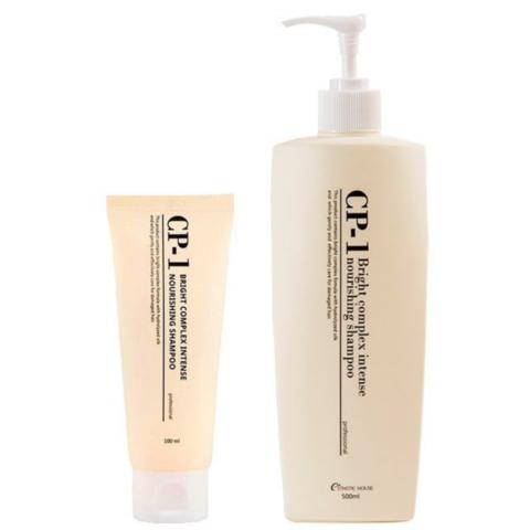 CP-1, Протеиновый шампунь с коллагеном ESTHETIC HOUSE Bright Complex Intense Nourishing Shampoo