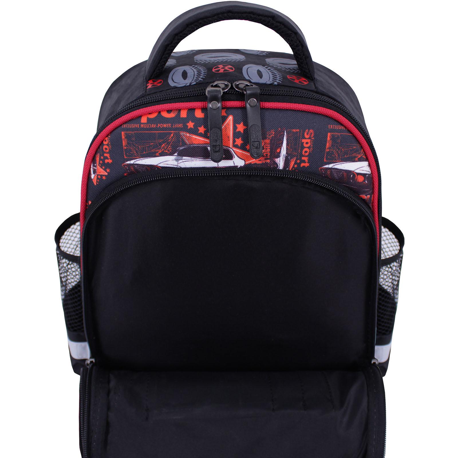 Рюкзак школьный Bagland Mouse черный 568 (0051370)  фото 4