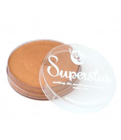 061 Аквагрим Superstar 16 гр перламутровый старое золото теплое