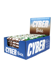 Протеиновый батончик Cyber Шоколад 30 г шоубокс