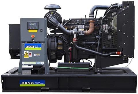 Дизельный генератор Aksa AP 275