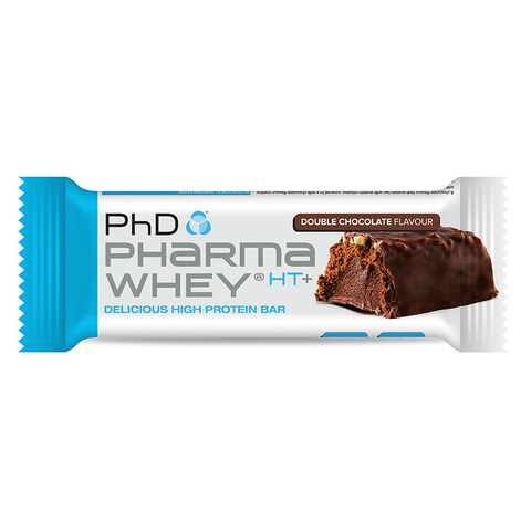 PhD Pharma Whey HT+ Bar, вкус Двойной Шоколад, 75 гр.