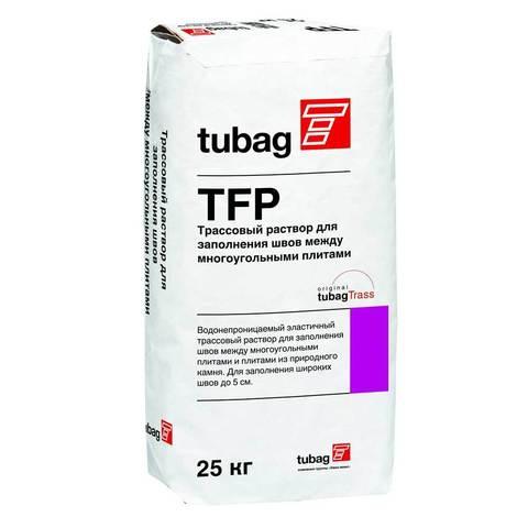 Quick-Mix TFP, антрацит, мешок 25 кг - Затирка / Трассовый раствор для заполнения швов многоугольных плит