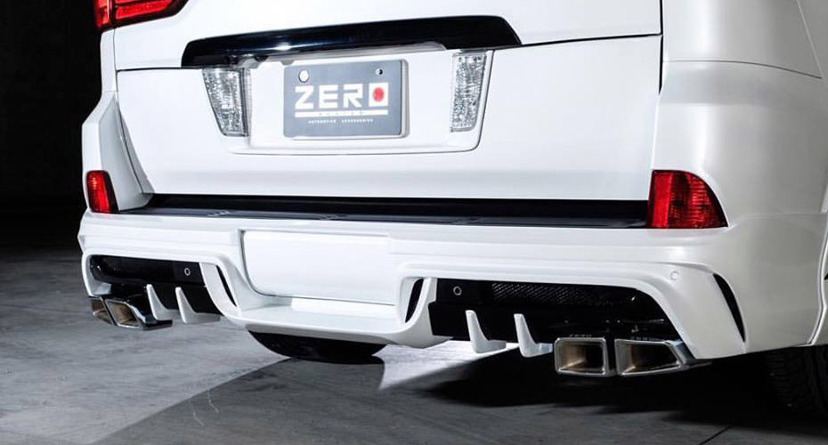Обвес Zero Design для Lexus LX450d/LX570 2016+