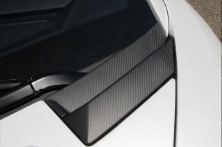 Карбоновые воздухозаборники капота Novitec Style для Lamborghini Aventador