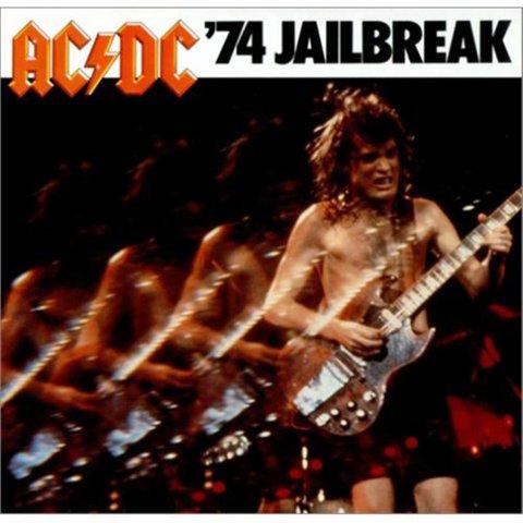AC/DC / '74 Jailbreak (LP)