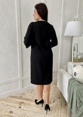 Феєрія. Стильна красива сукня для жінок. Чорний