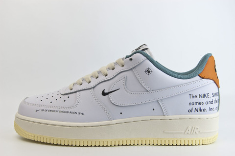 кроссовки Nike Air Force 1 Low LE Starfish White