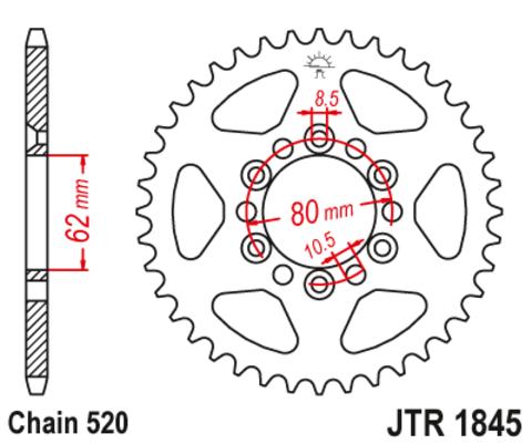 JTR1845