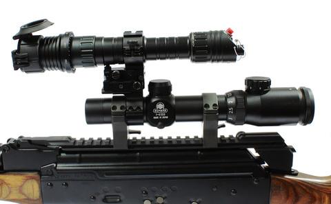 ЛАЗЕРНЫЙ ФОНАРЬ (ЗЕЛЕНЫЙ) LASERSPEED LS-KS1-G50A 50МВТ