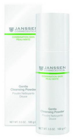 Мягкая очищающая пудра Janssen Gentle Cleansing Powder,100 гр.