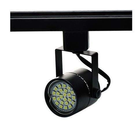 Трековый светильник IMEX IL.0010.2150 MR16 GU5.3 черный