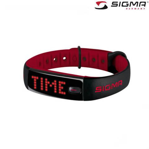 Фитнес браслет SIGMA ACTIVO PURE BLACK 22913