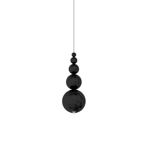 Подвесной светильник копия Bubble by Innermost (черный)
