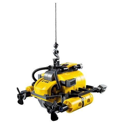 LEGO City: Вертолет исследователей моря 60093 — Explorers Deep Sea Helicopter — Лего Сити Город
