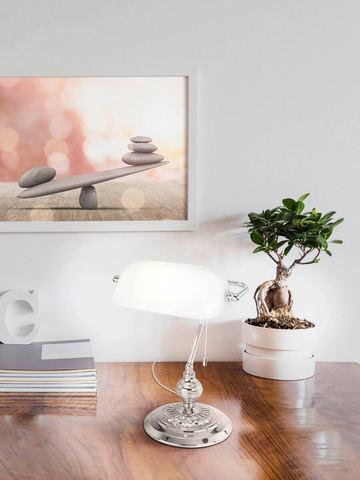 Настольная лампа Eglo BANKER 90968 4