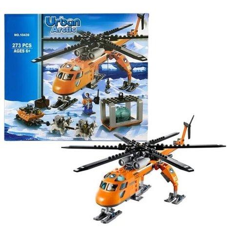 Конструктор Urban 10439 Арктический вертолет