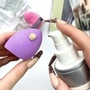 Спонж для макіяжу Makeup Beauty Sponge Lilac Joko Blend (2)