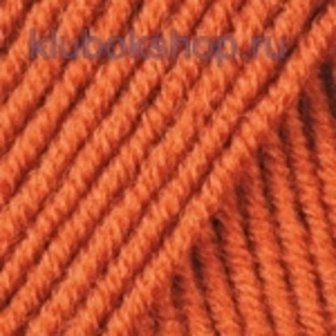 YarnArt Merino De Luxe (50) 3027 Терракот, пряжа, фото