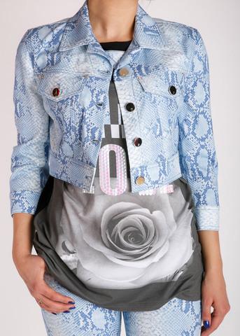 Куртка джинсовая 22 MAGGIO