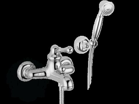 Смеситель для ванны-душа  Migliore Maya ML.MAY-8902.CR хром