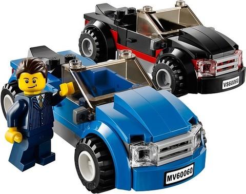 LEGO City: Транспорт для перевозки автомобилей 60060 — Auto Transporter — Лего Сити Город