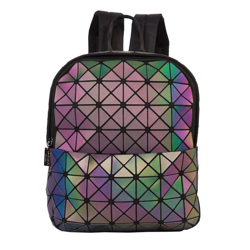 Сумки и рюкзаки Геометрический неоновый рюкзак хамелеон City Volcano geometricheskiy-ryukzak-neonovyy-sity.jpg