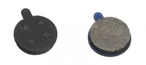 Колодки тормозные SPENCER, диск, ZOOM