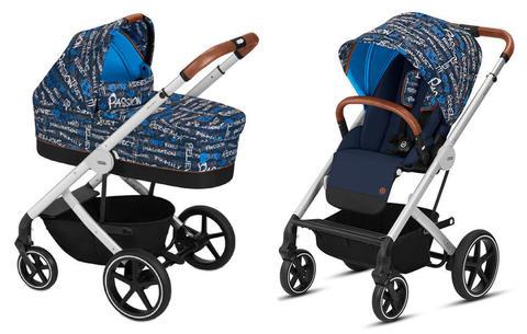 Детская коляска Cybex Balios S 2 в 1 FE Trust
