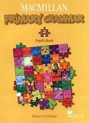 Macmillan Primary Grammar 2 SB + CD Russia