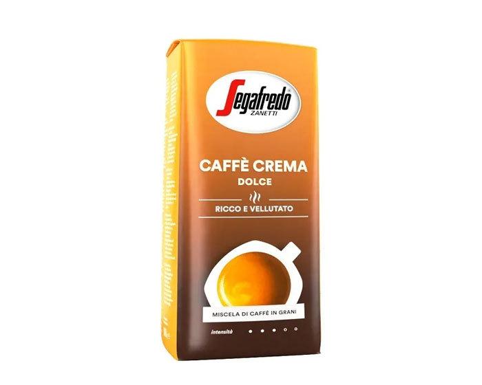 купить Кофе в зернах Segafredo Crema Dolce, 1 кг