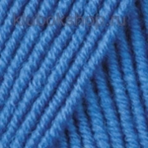 YarnArt Merino De Luxe (50) 3040 Ярко-голубой