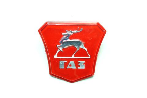 Эмблема в переднюю птицу Газ 21 3 серии