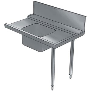 фото 1 Стол для грязной посуды Electrolux BHHPTB08L 865307 на profcook.ru