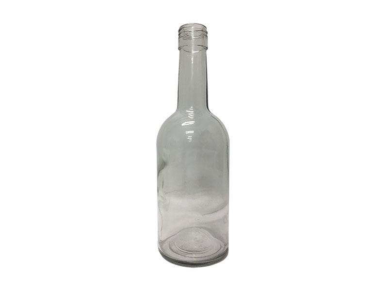 Тара Бутылка стеклянная Пузырь 0,5л 12 шт Бутылка_Пузырь.jpg